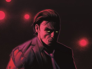 REVIEW: Replicator Issue #1