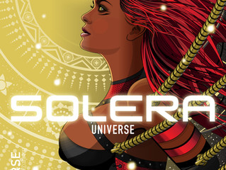 SOLERA UNIVERSE | First Graphic Novel