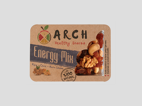 Kaju - Ceviz - Üzümlü Energy Mix