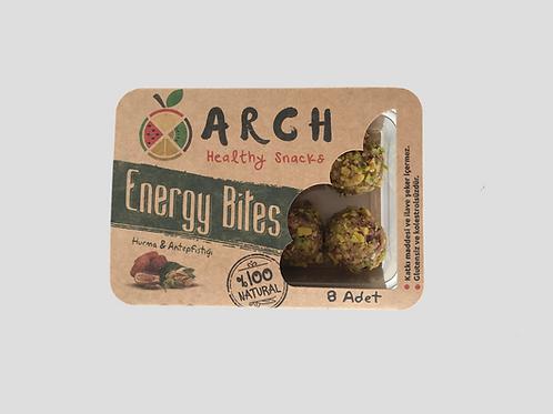 Hurma & Antep Fıstıklı Energy Bites
