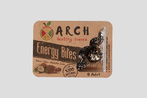 Kakao - Chia - Hindistan Cevizli Energy Bites