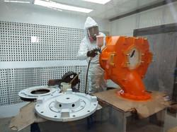Fabricación de turbinas