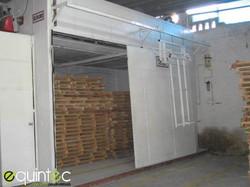 Secadora de madera Colombia