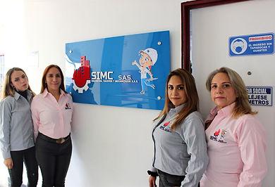 Empresa femenina, cauchos Bogotá, Poliuretanos Bogotá