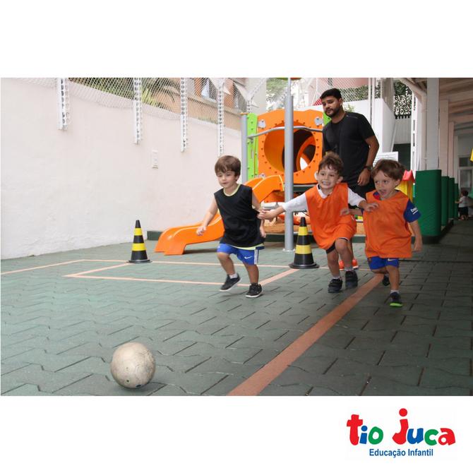 Atividade Extracurricular - Aula de Futebol