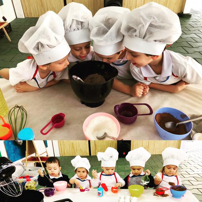 Nossos Cozinheiros...