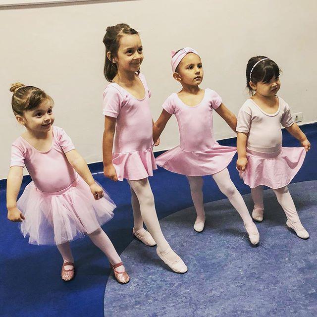 Atividades Opcionais: Ballet