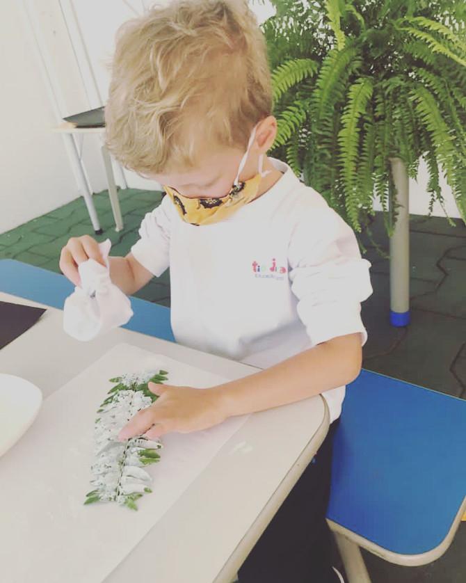 Como devem ser os momentos de Educação Artística?