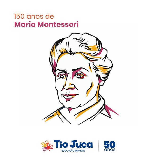 150 anos de Montessori