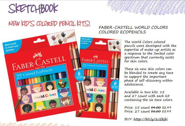 FCUSA, Colored Pencil Magazine