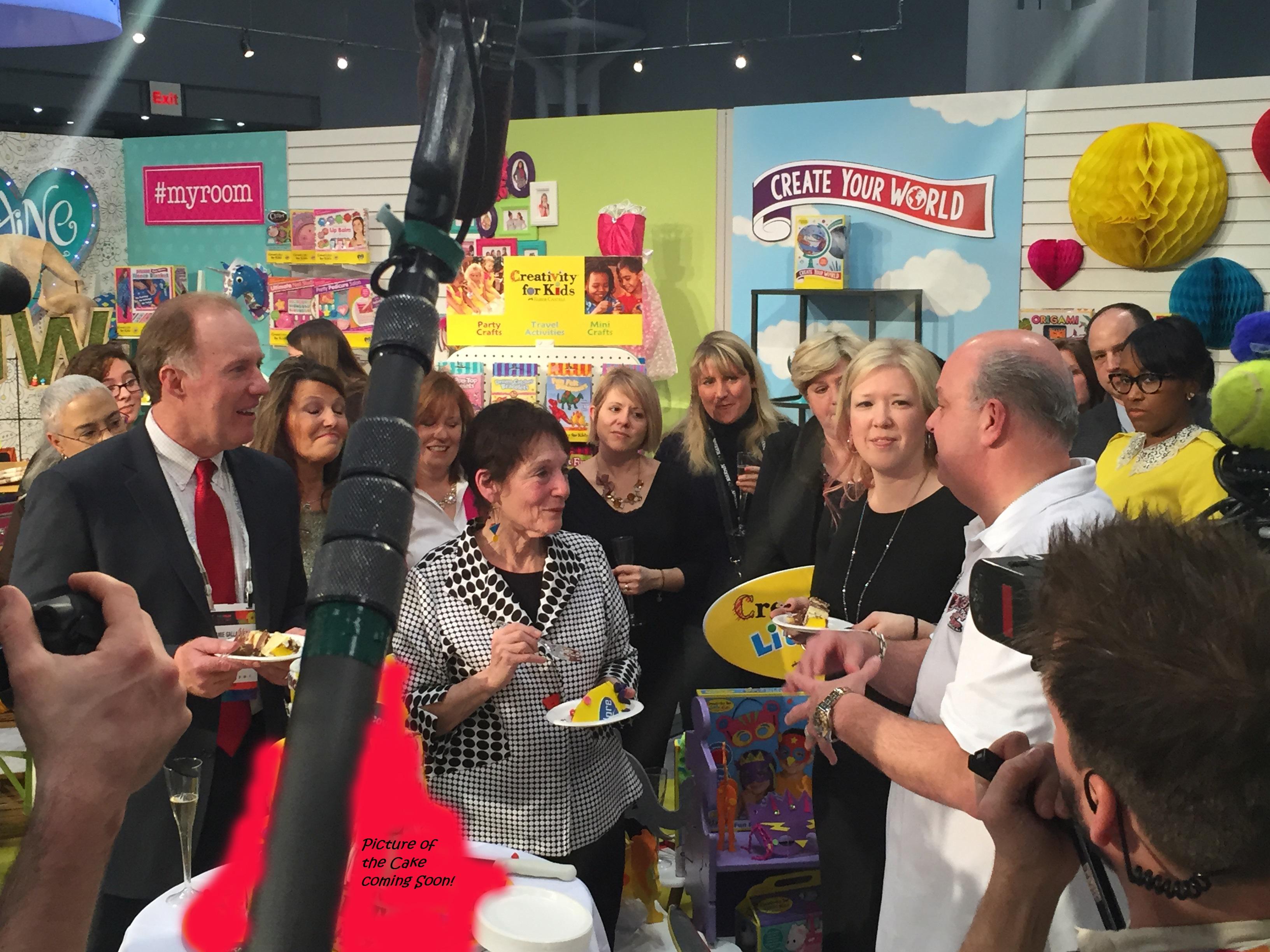 Faber-Castell CFK, TLC's Cake Boss Episode