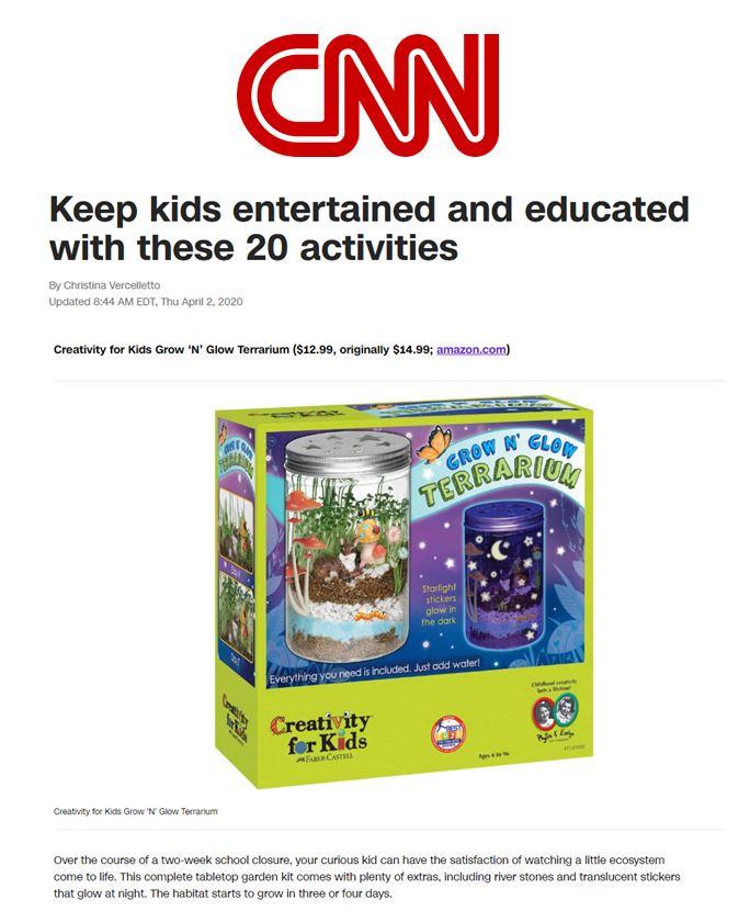 CFK, CNN