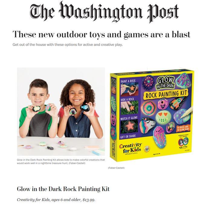 FCUSA CFK, The Washington Post