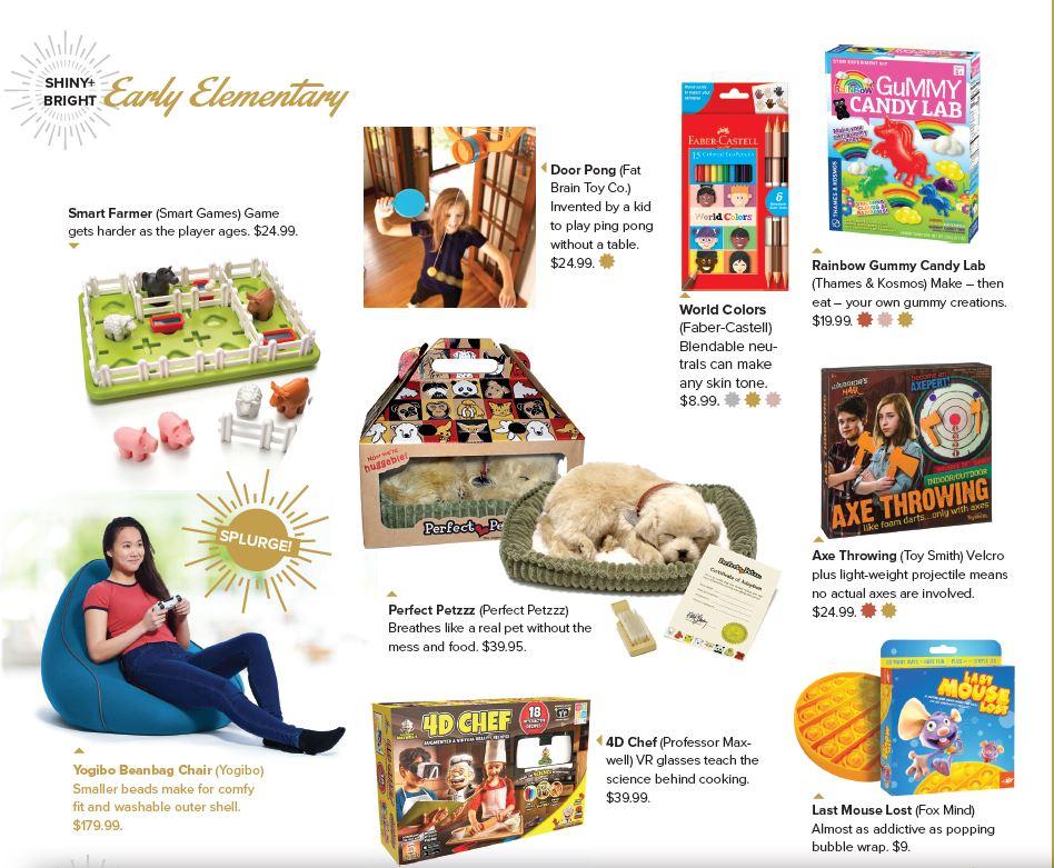 FCUSA, Metro Parent Magazine