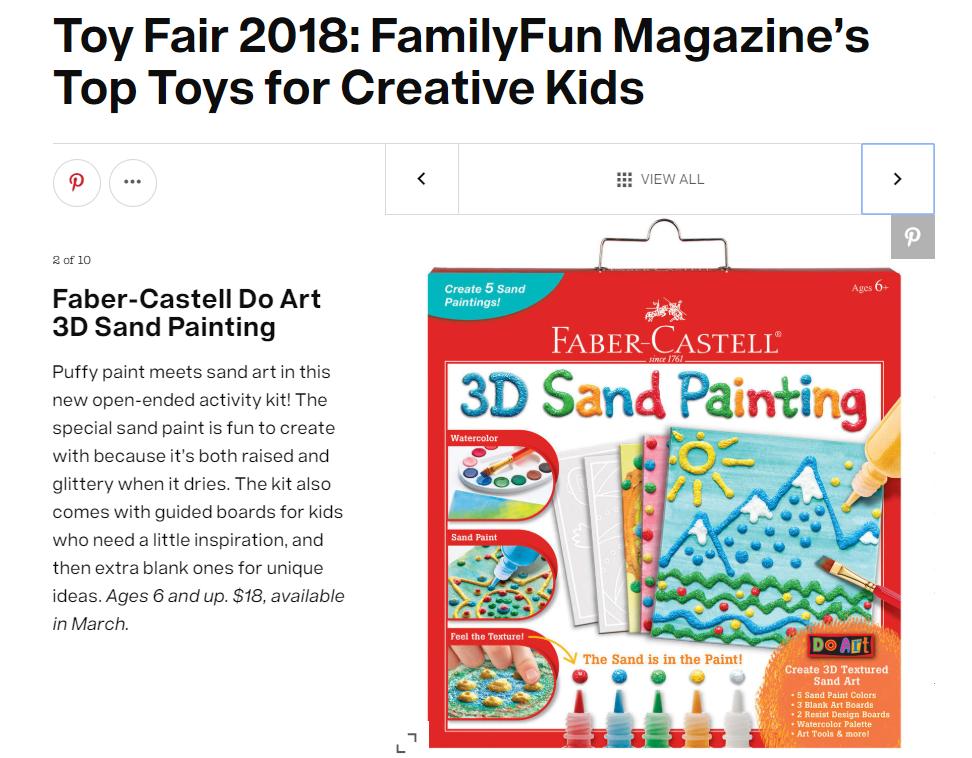 FCUSA, Family Fun Magazine