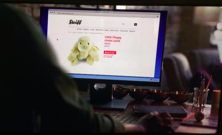 Steiff, National AT&T Commercial