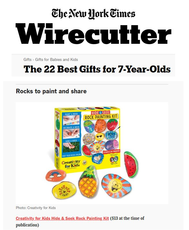 FCUSA CFK, The NY Times Wirecutter