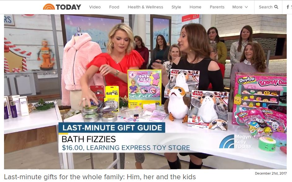FCUSA CFK, The Today Show