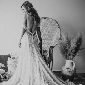 Boho Wedding Goals: Brittany & Aaron