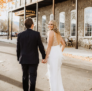 Fall Wedding at the Surf Hotel