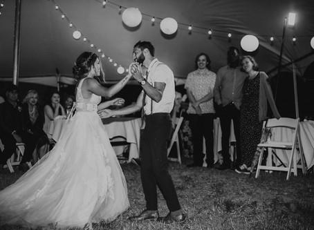 Summer Wedding at Horsetooth Reservoir  in Fort Collins, Colorado