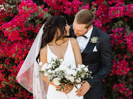 A Desert Dream- Scottsdale, Arizona Wedding