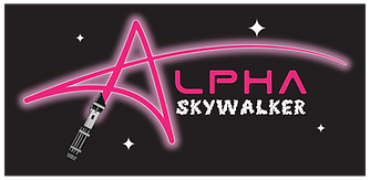 Alpha Skywalker logo