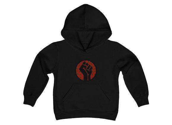 Kids Power Fist Hoodie