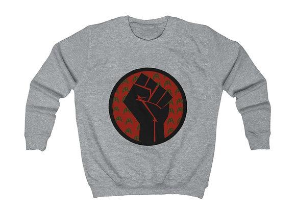 Kids Power Fist Sweatshirt