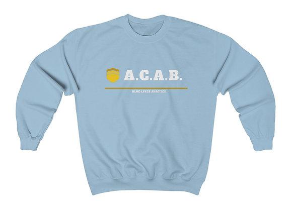 Unisex ACAB Crewneck