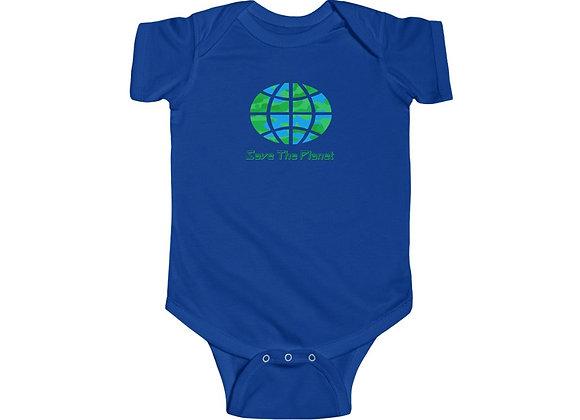 Infant Planet Bodysuit