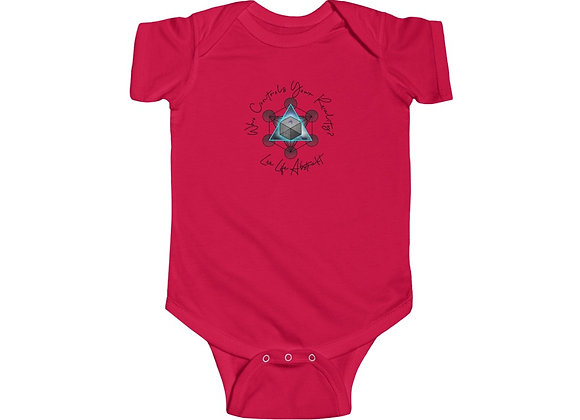 Infant Metatrons Cube Bodysuit