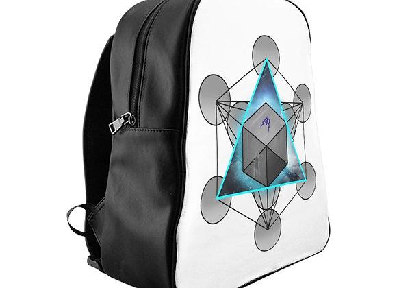 Metatrons Cube School Backpack