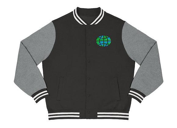 Men's Planet Varsity Jacket