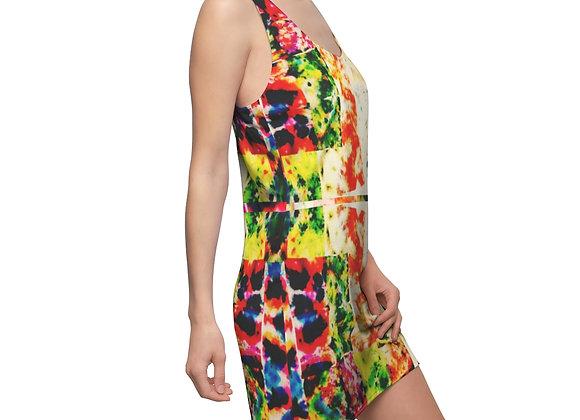 Tie Dye Racerback Dress