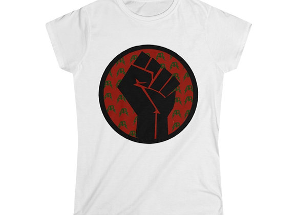 Women's Power Fist Tee