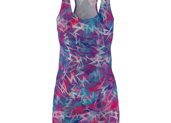 Women's Abstrakt Racerback Dress