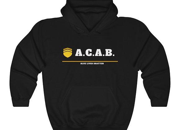 Unisex ACAB Hoodie