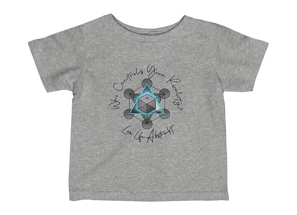 Infant Metatrons Cube Tee