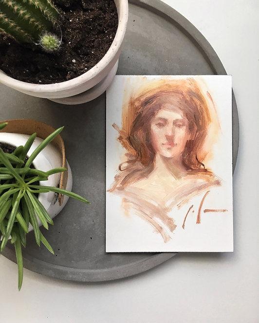 Painting by Jen Tolman