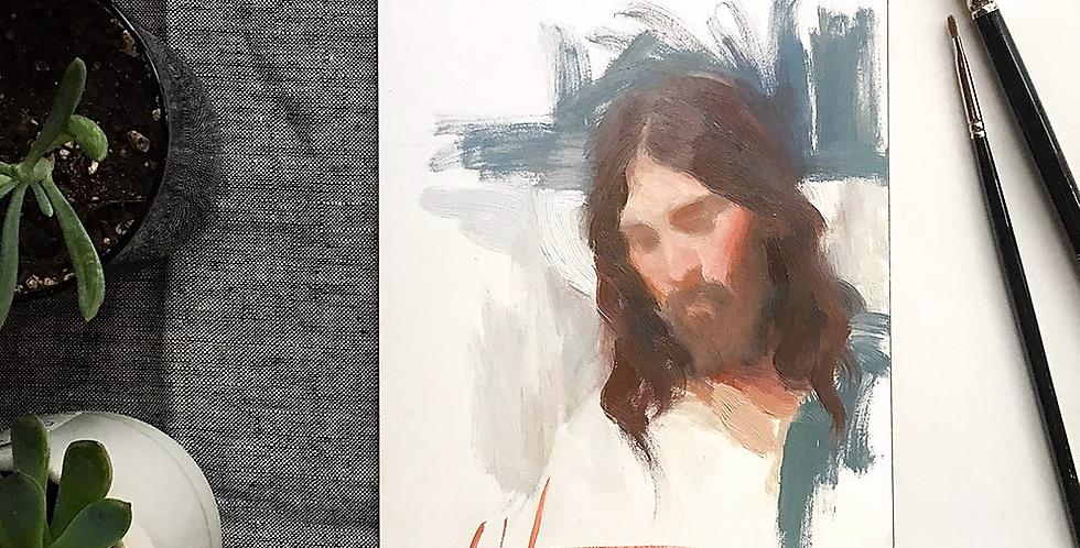 Peace through Christ- PRINT