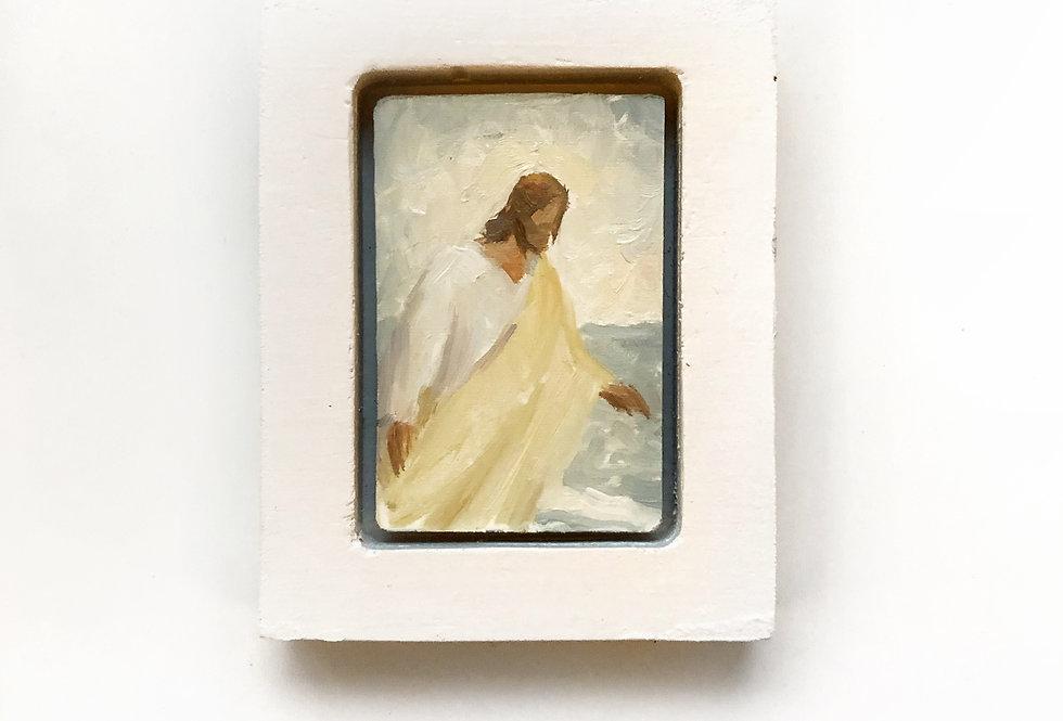Savior of peace and happiness