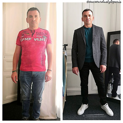 relooking homme casual