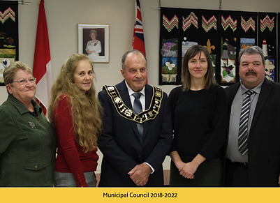 Mayor and Council - Northern Bruce Penin