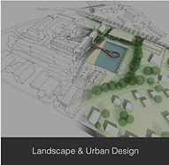Urban Design, Urban Planning, Landscape Design