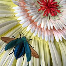2012 Bloom (detail) - Stella Coultas