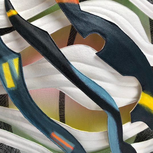Abstraction - Stella Coultas
