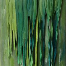 Green Spill - Stella Coultas
