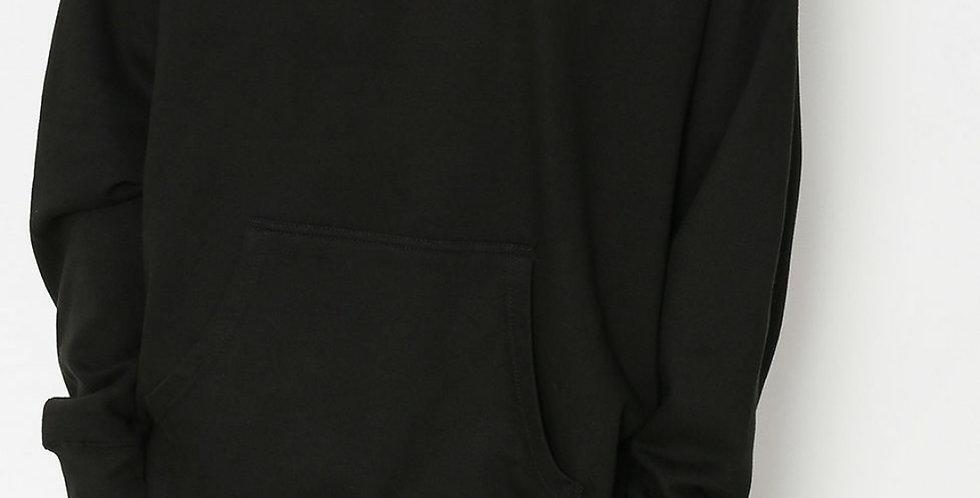 Moletom Dgk Levels Hoodie - Black