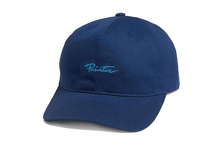 Boné Primitive Mini Nuevo Strapback Dad Hat - Navy